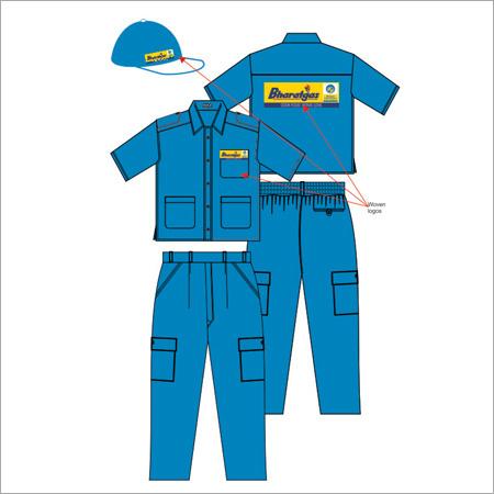Bharat Gas Uniform