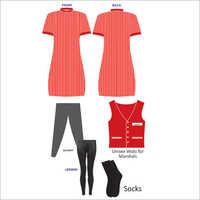 Essar Women's Uniform