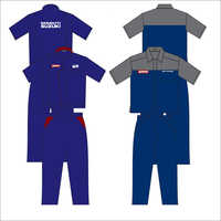 Automotive Worker Uniforms