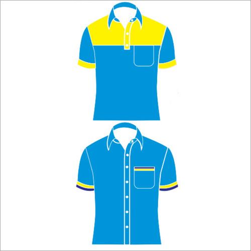 BPCL Platinum Shirts For Customer attendant