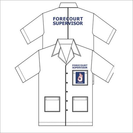 Forecourt Supervisor Overcoat