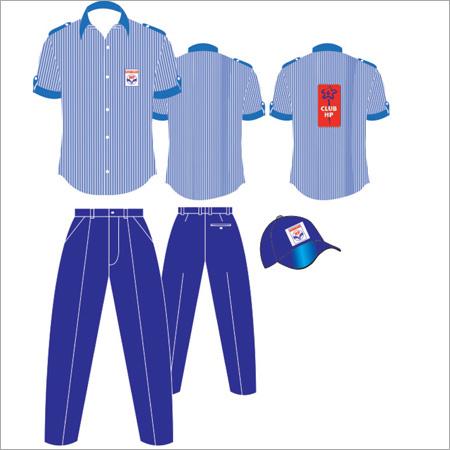 Shirt & Trousers