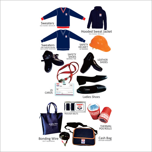HP Uniform And Accessories
