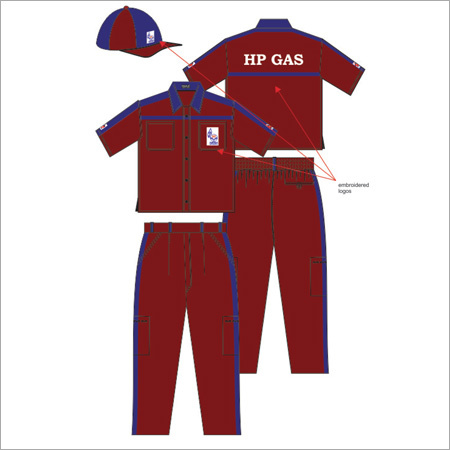 HP Gas Uniform