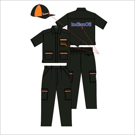 Delivery Boy Uniform