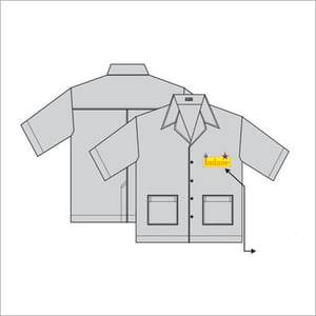 Showroom Staff Overcoat