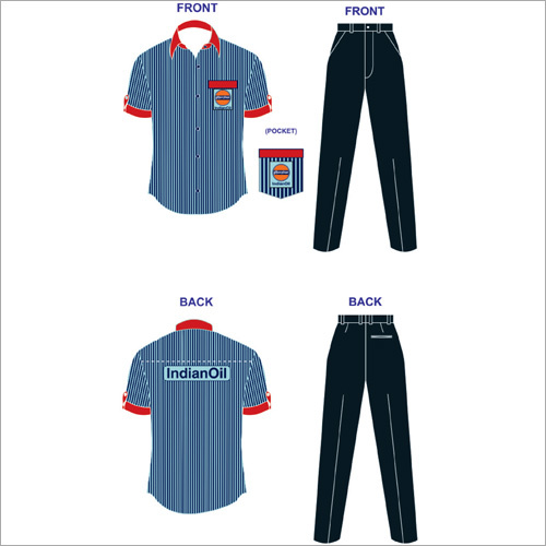 Indian Oil Uniform