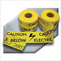 Buried Electrical Warning Tape