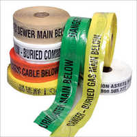 Detectable Caution Tape