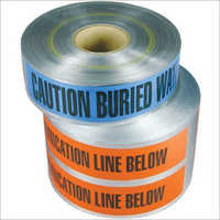 Detectable Electrical Warning Tape