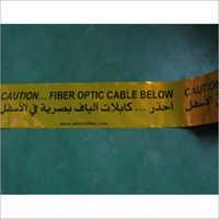 Underground Detectable Caution Tape