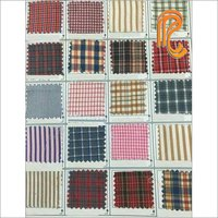 School Check Uniform Fabric