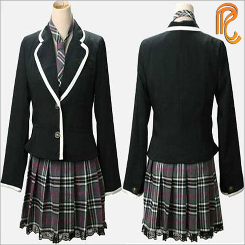 Girls Uniform Fabrics