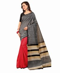 Pure Bhagalpuri Silk Saree