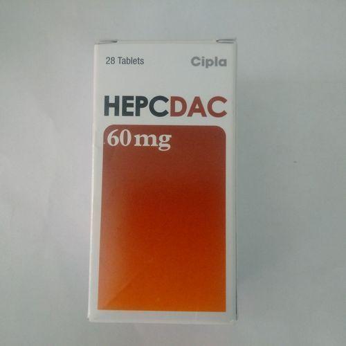 Hepcdac Tablets