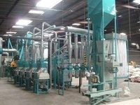 Maize Flour Plant