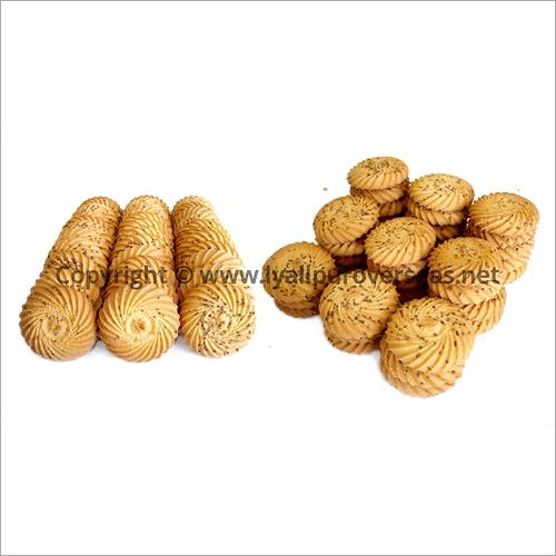 Punjabi Ajwain Biscuits