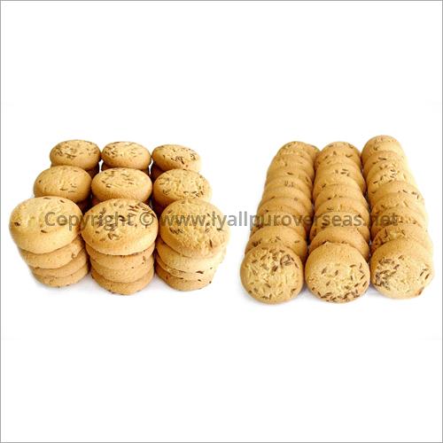 Punjabi Jeera Biscuits