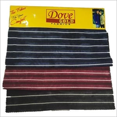 Indigo Stripe Fabric