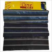 Cotton Indigo Stripe Fabric