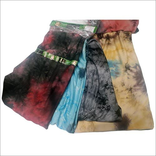 Indigo Dyed Fabric