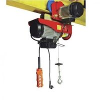 MINI ELECTRIC WIRE ROPE HOIST WITH MOTORIIZED TROLLEY PA1500