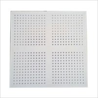 Perforated Acoustical Tile