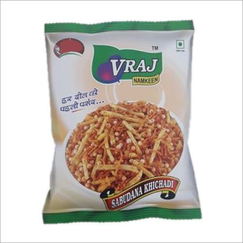 Sabudana Khichadi Snack