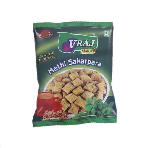 Methi Shakarpara Snack