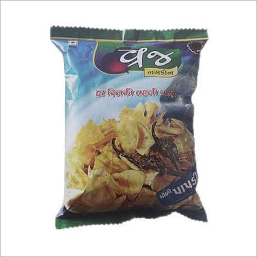 Salted Papdi Snacks