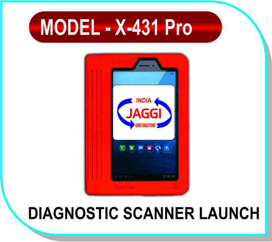 Diagnostic Scanner Launch