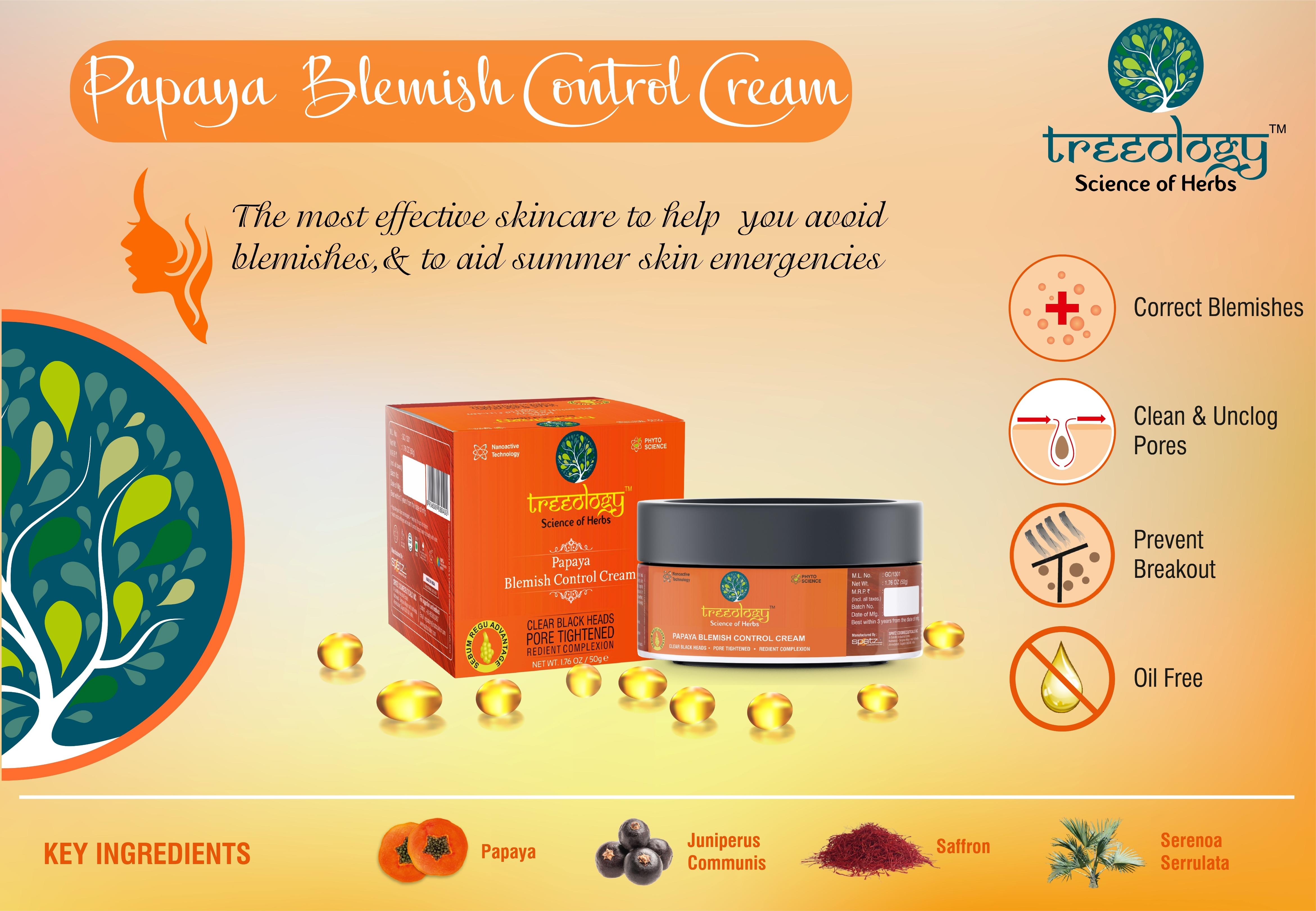 Blemish Removal Cream