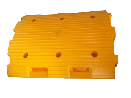 Plastic Speed Breaker 75mm