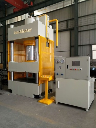 High Speed Hydraulic Deep Draw Press