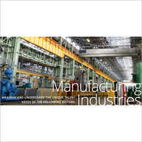 Manufacturing Industries Subsidy Consultant Service