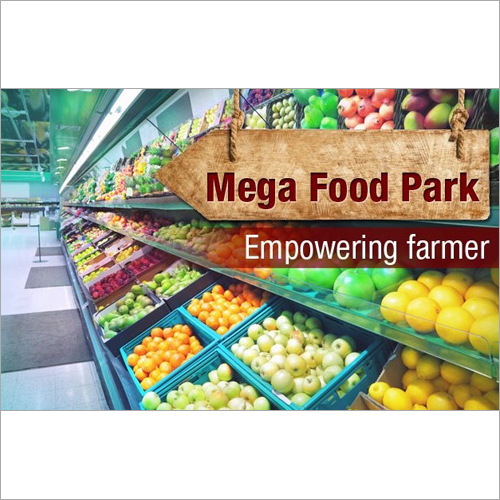 Mega Food Park Subsidy Consultant Service