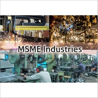 MSME Industry Subsidy Consultant Service