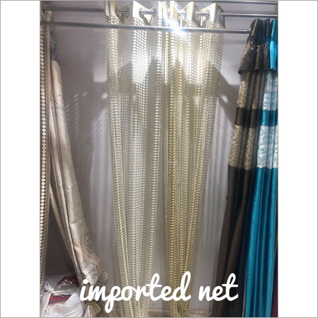 Imported Net Curtains Material: Polyester