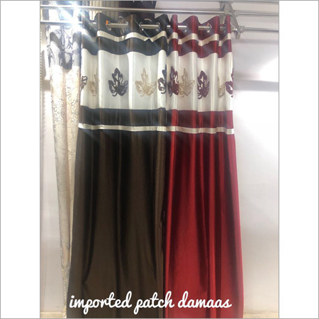 Damaas Patch Curtain