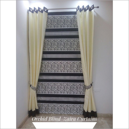 Orchid Blind Zaira Curtains
