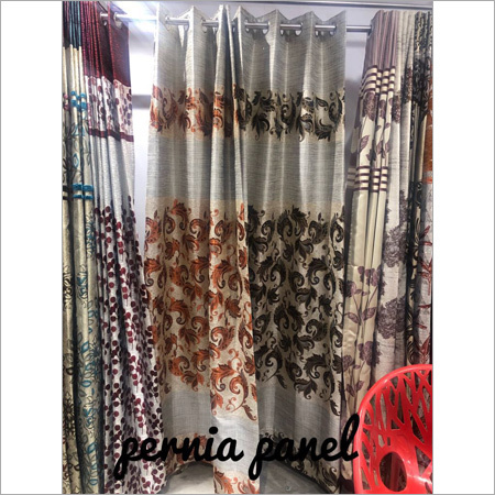 Pernia Panel Curtains