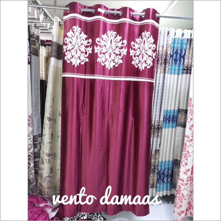 Vento Damaas Curtains
