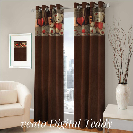 Vento Teddy Curtains