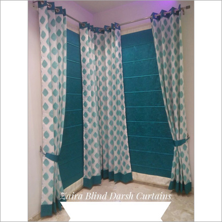 Zaira Blind Darsh Curtains
