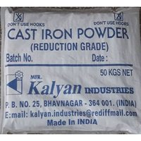 Reduction Grade Cast iron Powder