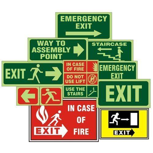 Metal Safety Signage