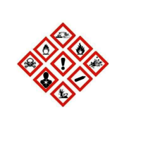Signages for Chemical Industry