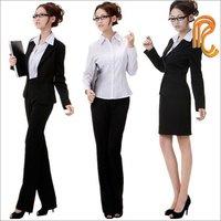 Women'S Corporate Wear Fabrics