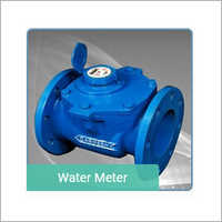 Dry Dial Removable Mechanism Woltman Water Meter (Magnetic Driven)