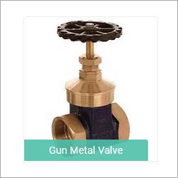 Gun Metal Valve